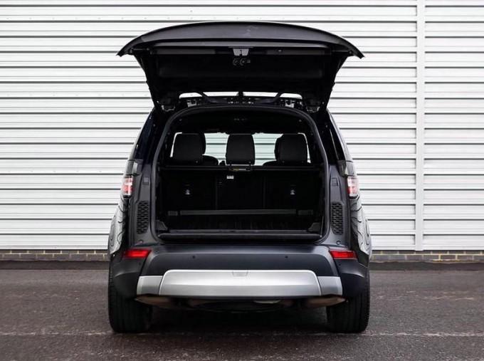 2018 Land Rover 3.0 TD6 (258hp) HSE (Black) - Image: 15