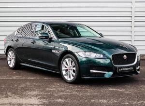 Brand new 2016 Jaguar XF i4 Diesel (180PS) R-Sport 4-door finance deals