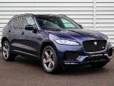 2016 Jaguar V6 S Auto 5-door (Blue) - Image: 1