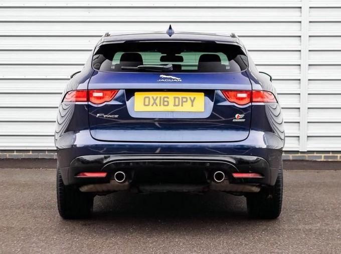 2016 Jaguar V6 S Auto 5-door (Blue) - Image: 6