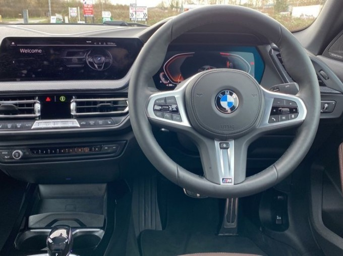2020 BMW 218i M Sport Gran Coupe (Red) - Image: 5