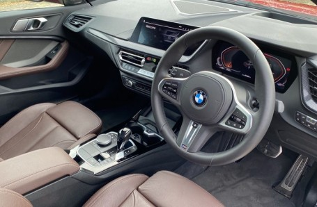 2020 BMW 218i M Sport Gran Coupe (Red) - Image: 6