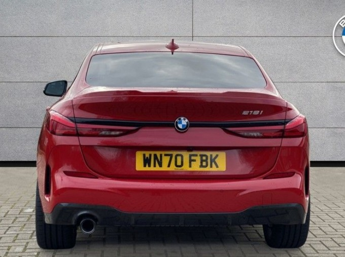 2020 BMW 218i M Sport Gran Coupe (Red) - Image: 15
