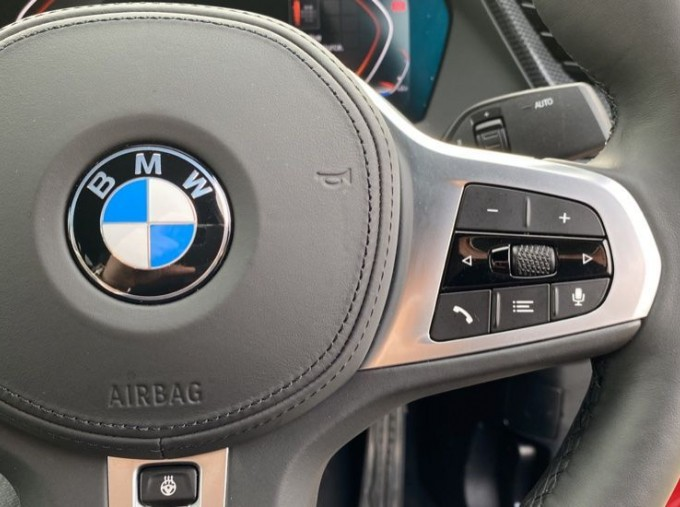2020 BMW 218i M Sport Gran Coupe (Red) - Image: 18