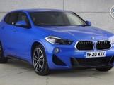 2020 BMW SDrive20i M Sport (Blue) - Image: 1