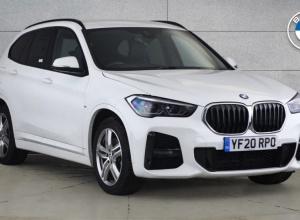 2020 BMW X1 sDrive20i M Sport 5-door