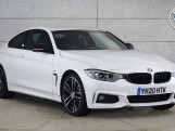 2020 BMW 430i M Sport Coupe Auto (White) - Image: 1