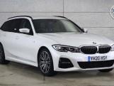 2020 BMW 320d M Sport Touring (White) - Image: 1