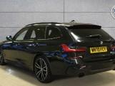 2020 BMW 320d M Sport Touring (Black) - Image: 2