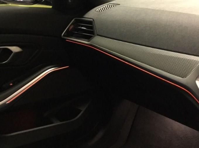 2020 BMW 320d M Sport Touring (Black) - Image: 21