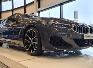Brand new 2021 BMW 8 Series Gran Coupe 840i M Sport Gran Coupe Steptronic 4-door finance deals