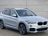 2018 BMW SDrive18i M Sport (Silver) - Image: 1