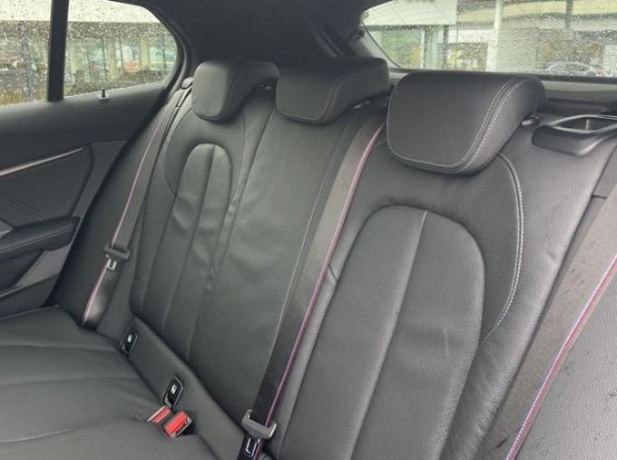 2020 BMW 120d xDrive M Sport (Black) - Image: 12