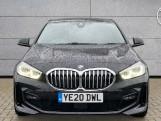 2020 BMW 120d xDrive M Sport (Black) - Image: 16