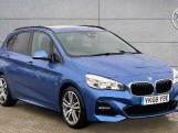 2018 BMW M Sport Active Tourer (Blue) - Image: 1