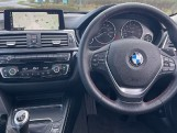 2017 BMW 320i Sport Saloon (Red) - Image: 5