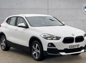 Brand new 2019 BMW X2 sDrive18i SE 5-door finance deals