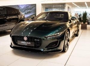 Brand new 2021 Jaguar F-Type R-Dynamic 450PS Auto 2-door finance deals