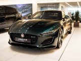 2021 Jaguar V8 R-Dynamic Auto 2-door (Green) - Image: 1