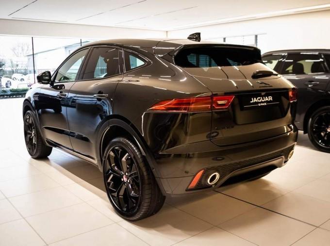 2021 Jaguar P200 MHEV R-Dynamic HSE Auto 5-door (Black) - Image: 2