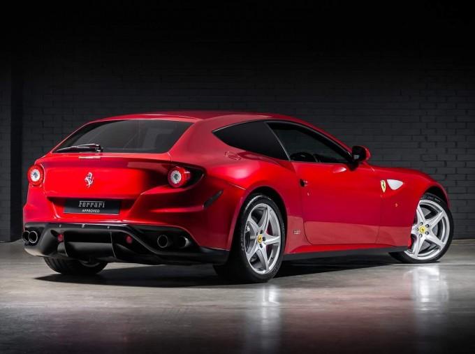 2014 Ferrari Auto Seq 3-door (Red) - Image: 2