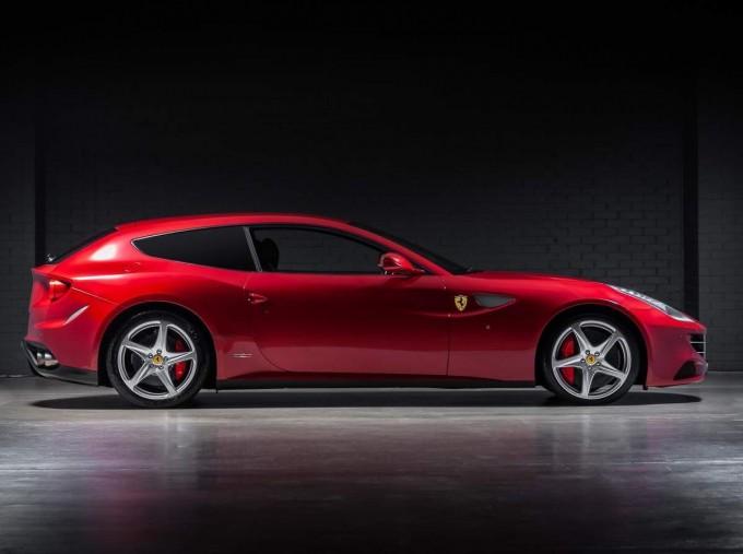 2014 Ferrari Auto Seq 3-door (Red) - Image: 3