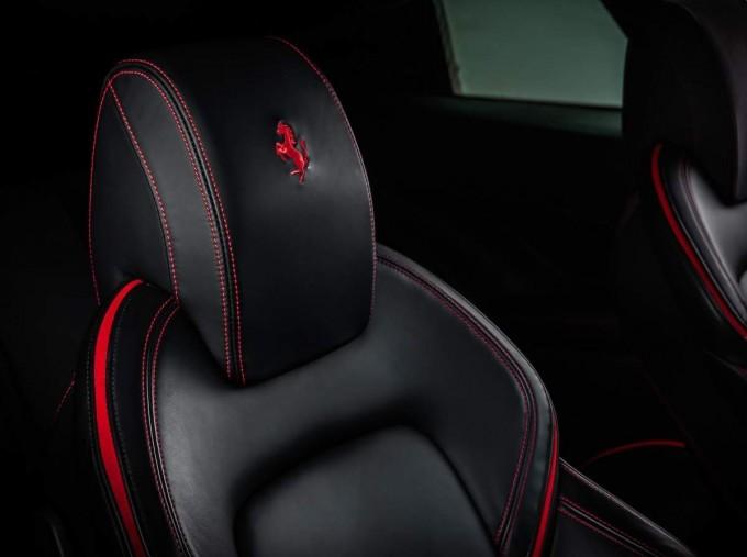 2014 Ferrari Auto Seq 3-door (Red) - Image: 6