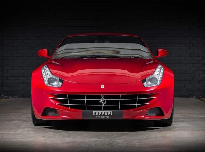 2014 Ferrari Auto Seq 3-door (Red) - Image: 7