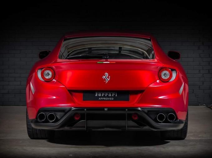 2014 Ferrari Auto Seq 3-door (Red) - Image: 9