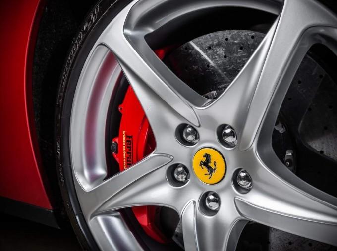 2014 Ferrari Auto Seq 3-door (Red) - Image: 13