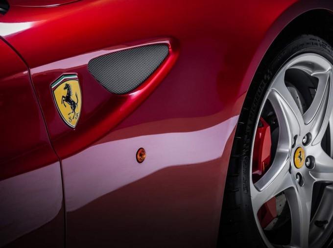 2014 Ferrari Auto Seq 3-door (Red) - Image: 14