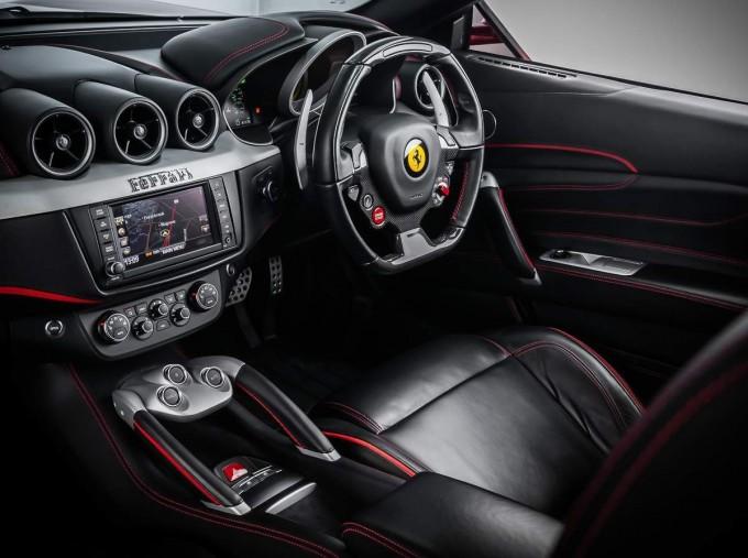 2014 Ferrari Auto Seq 3-door (Red) - Image: 16