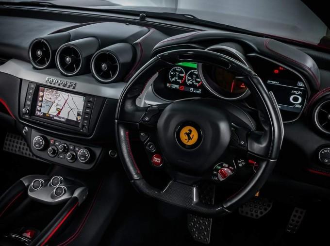 2014 Ferrari Auto Seq 3-door (Red) - Image: 17