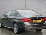 2018 BMW 530e M Sport iPerformance Saloon (Grey) - Image: 2