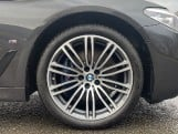 2018 BMW 530e M Sport iPerformance Saloon (Grey) - Image: 14