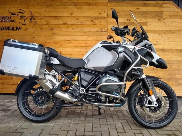 Reserve your BMW R 1200 GS Adventure TE