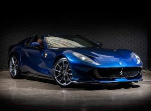 2020 Ferrari 812 GTS V12 Spider F1 DCT 2-door