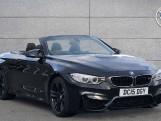 2015 BMW Convertible (Black) - Image: 1