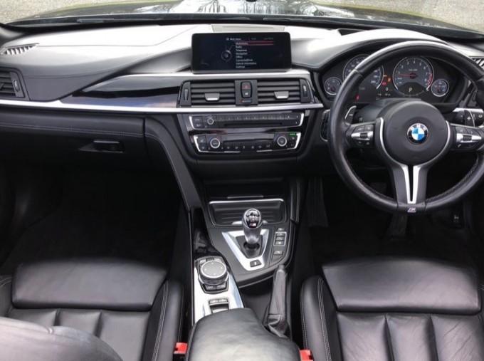 2015 BMW Convertible (Black) - Image: 4
