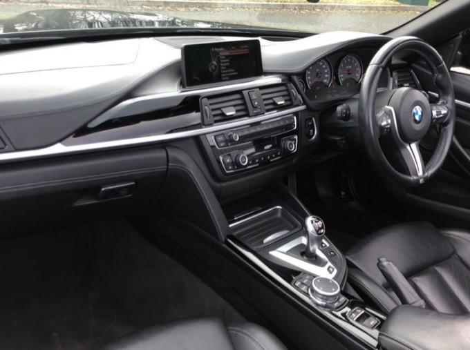2015 BMW Convertible (Black) - Image: 7