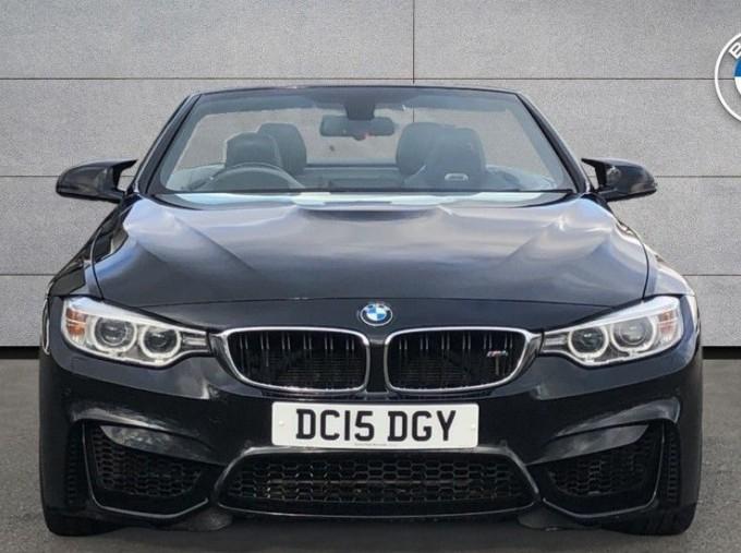 2015 BMW Convertible (Black) - Image: 16