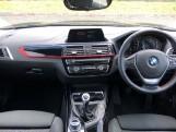 2018 BMW 118d Sport 5-door (Black) - Image: 4