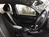 2018 BMW 118d Sport 5-door (Black) - Image: 11