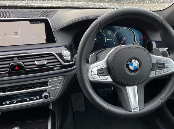 2018 BMW 740e M Sport Saloon (Grey) - Image: 5