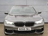 2018 BMW 740e M Sport Saloon (Grey) - Image: 16