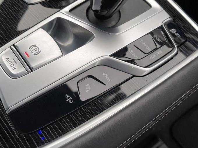 2018 BMW 740e M Sport Saloon (Grey) - Image: 19