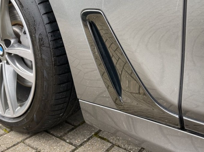 2018 BMW 740e M Sport Saloon (Grey) - Image: 33