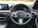 2020 BMW 520d M Sport Saloon (White) - Image: 5