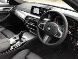 2020 BMW 520d M Sport Saloon (White) - Image: 6