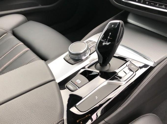 2020 BMW 520d M Sport Saloon (White) - Image: 10